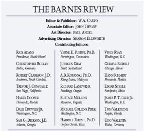 #Barnes Review